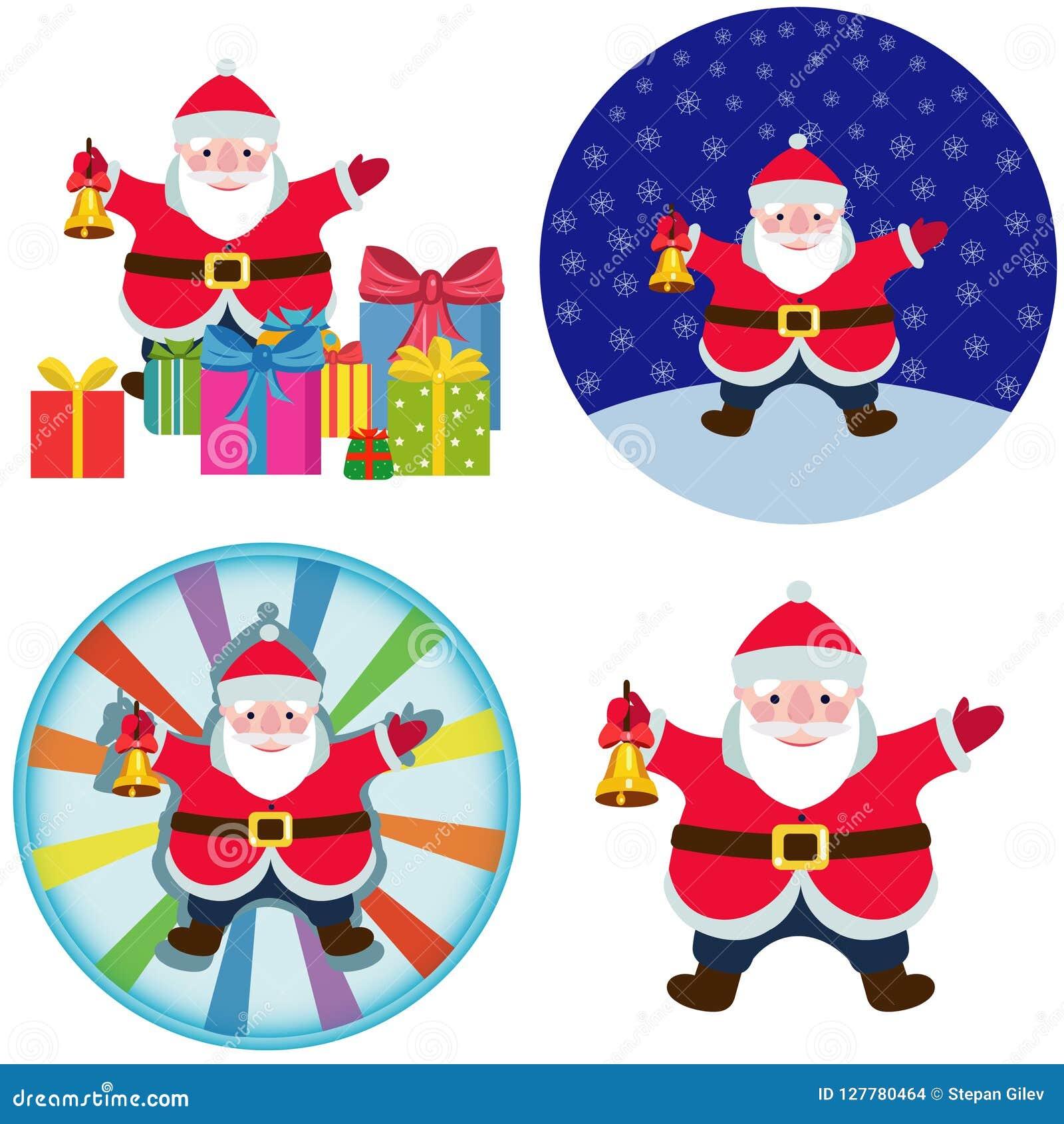 Santa Claus komiks