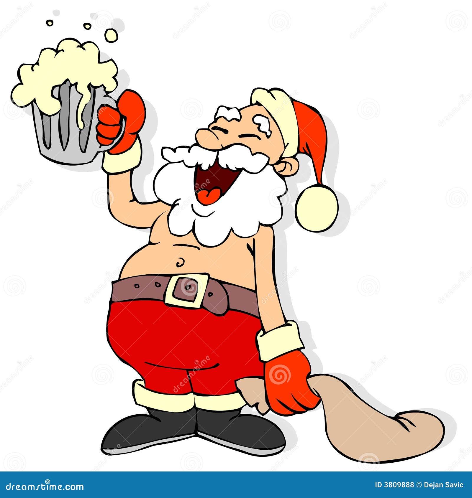 Santa Claus komiks.