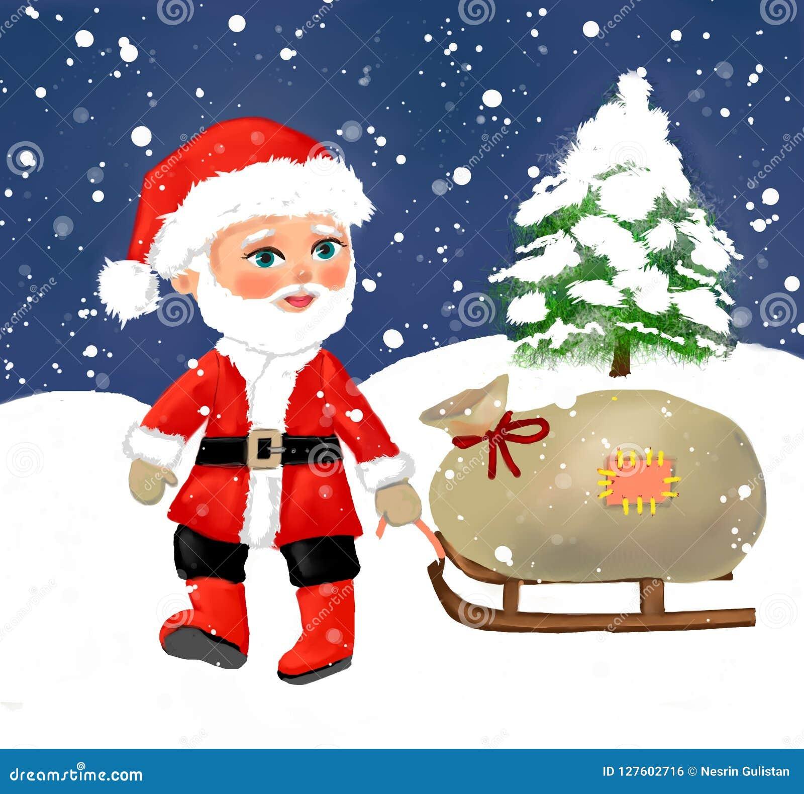 Christmas Season 2019 2019 Santa Claus New Year Happy New Year, Santa Claus Christmas