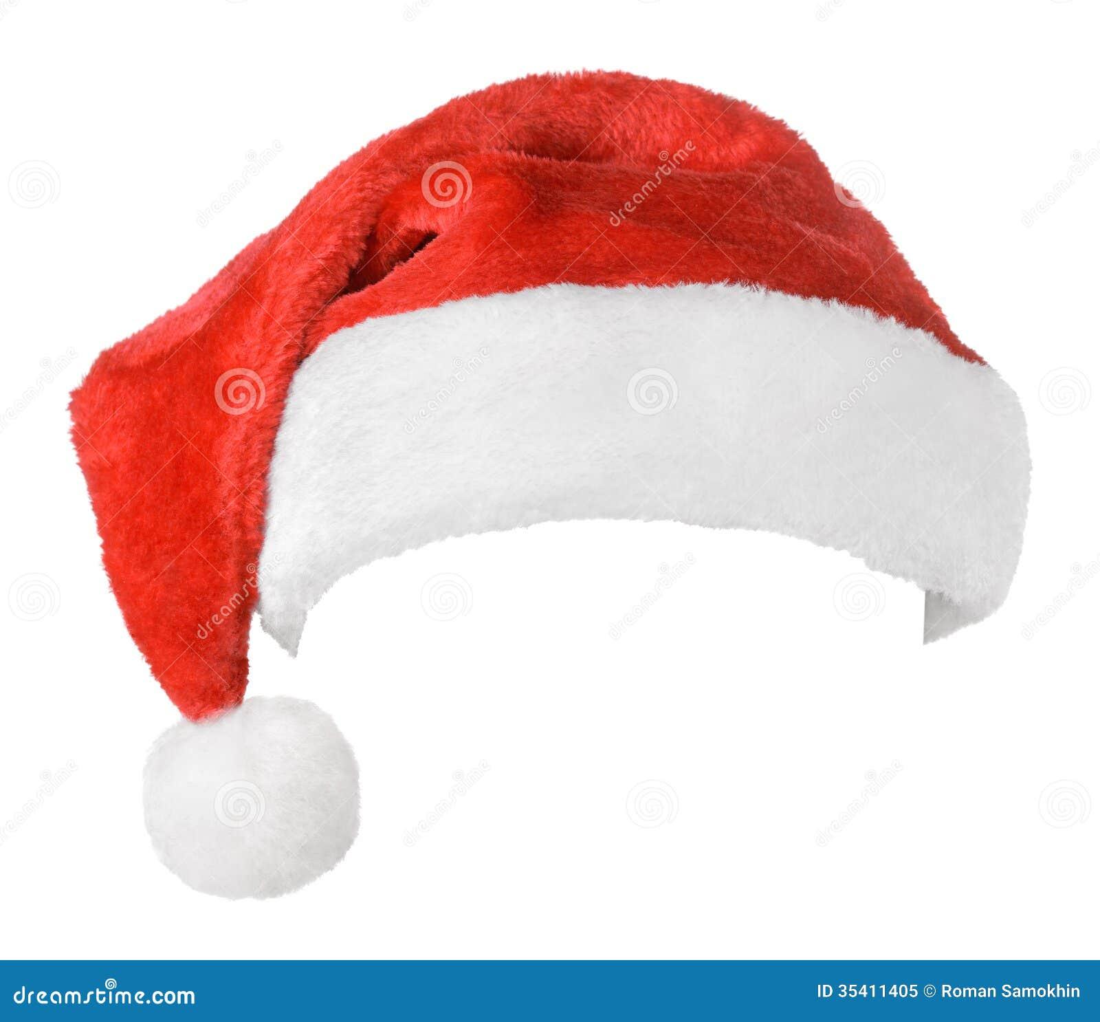 d6ad8e7c5f0 Santa Claus red hat stock image. Image of celebration - 35411405