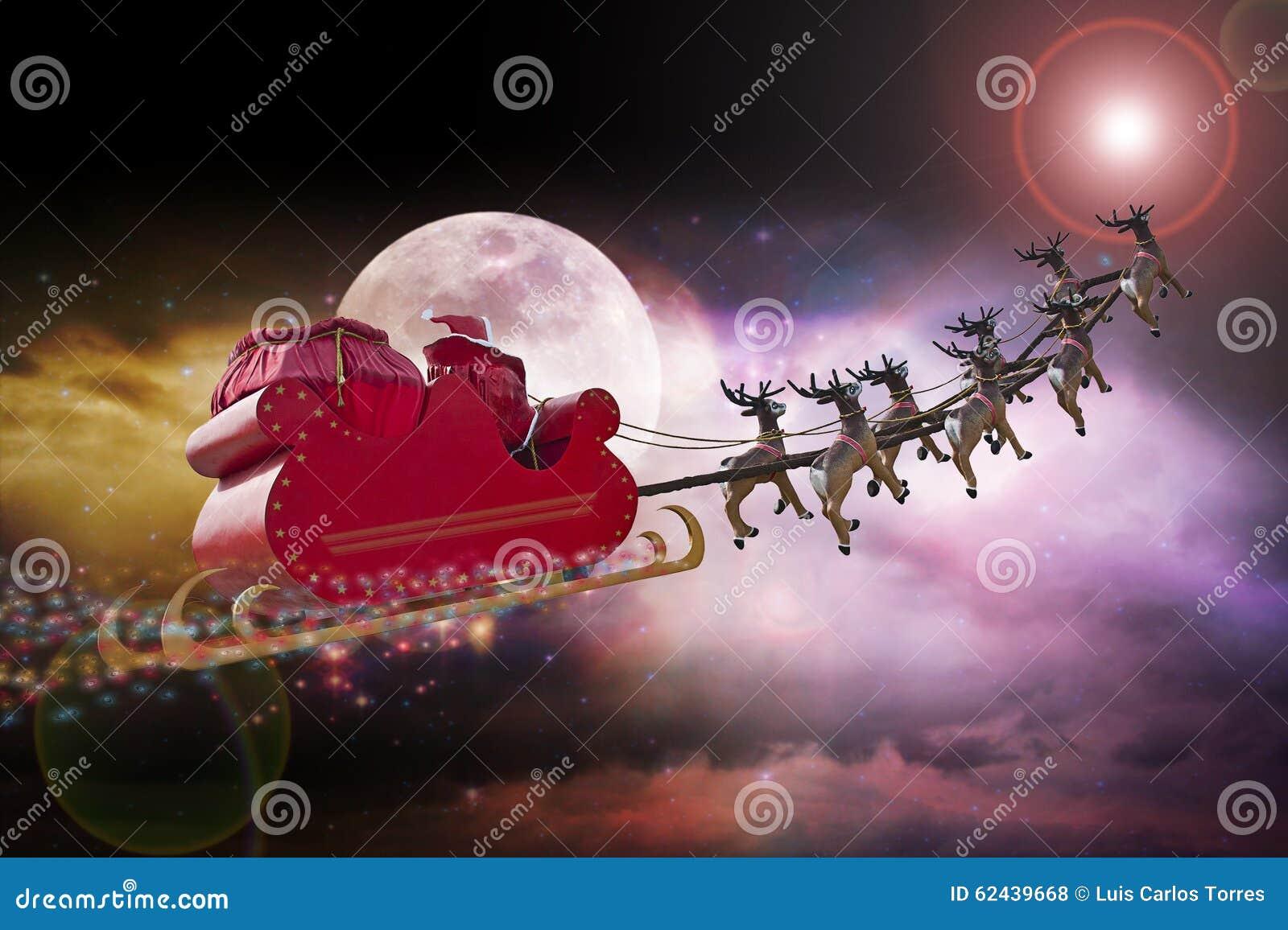 Santa Claus star gps