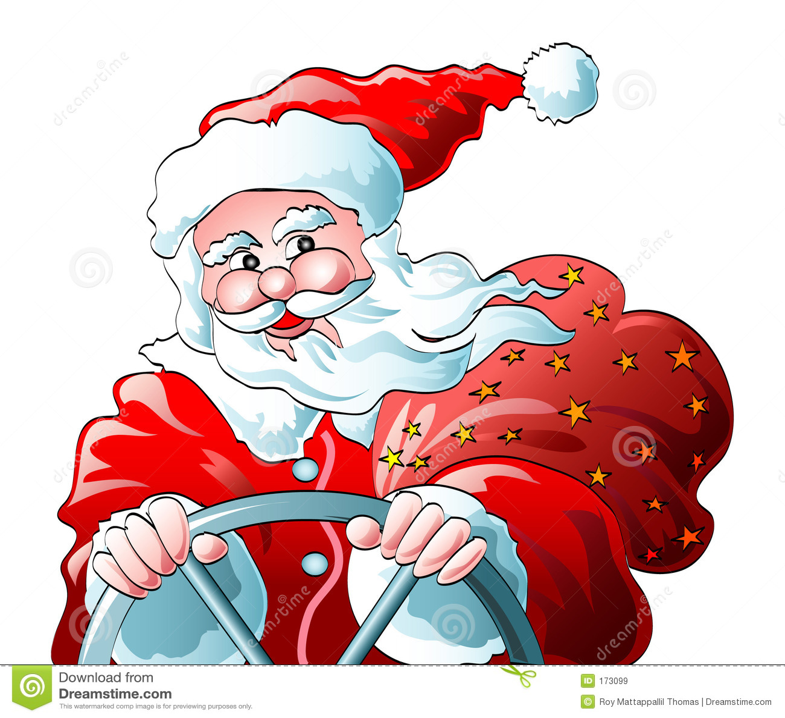 Santa clause drive