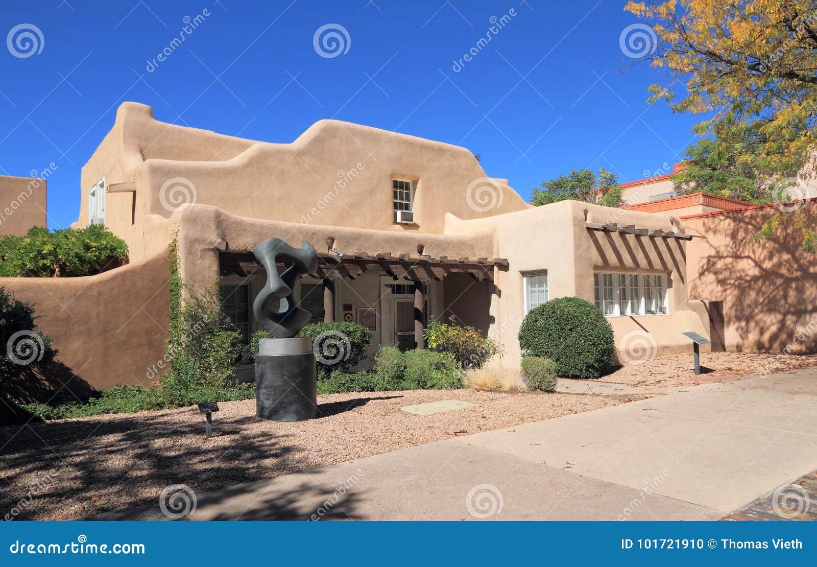 Santa Fe, New Mexico: Historisch Hewitt-Huis
