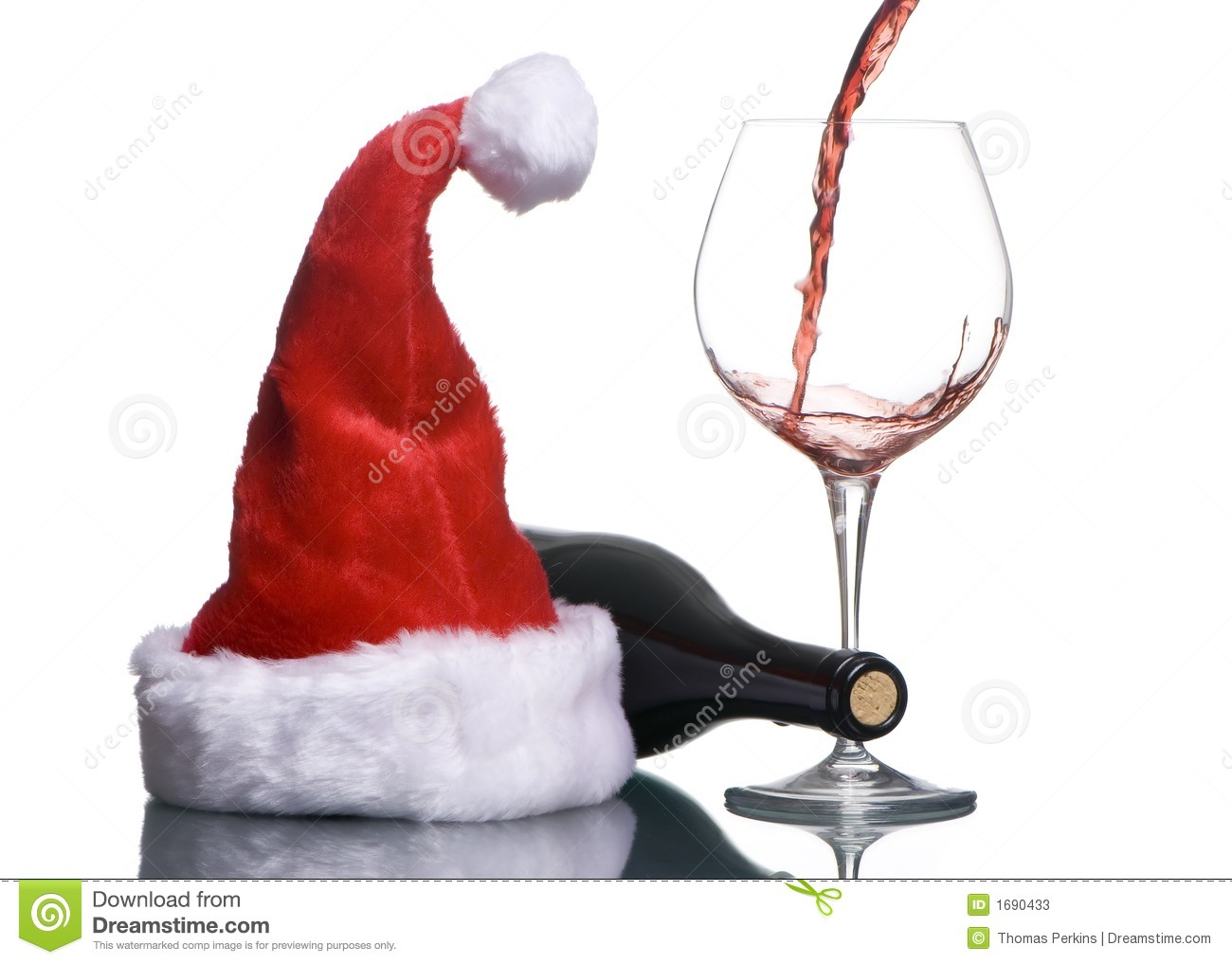 Clipart Christmas Drinks