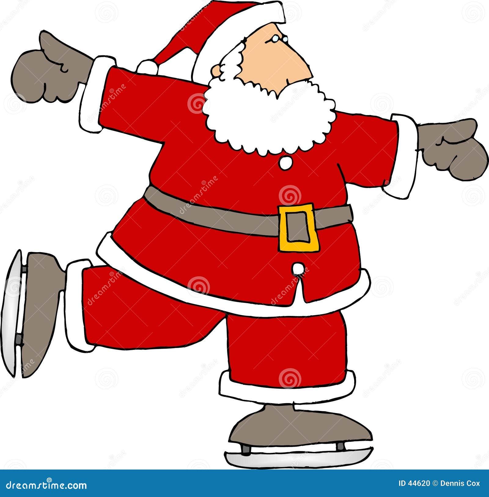 Santa jeździć