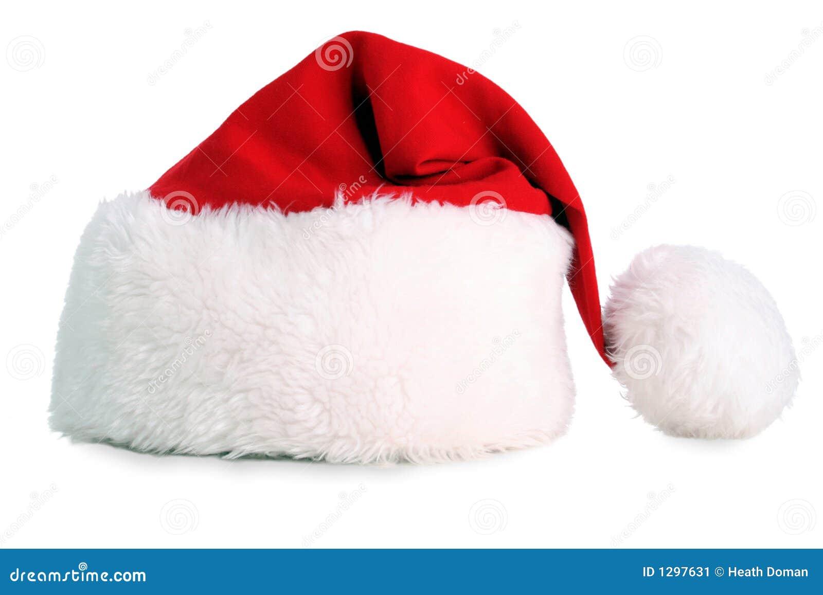 Santa kapelusza