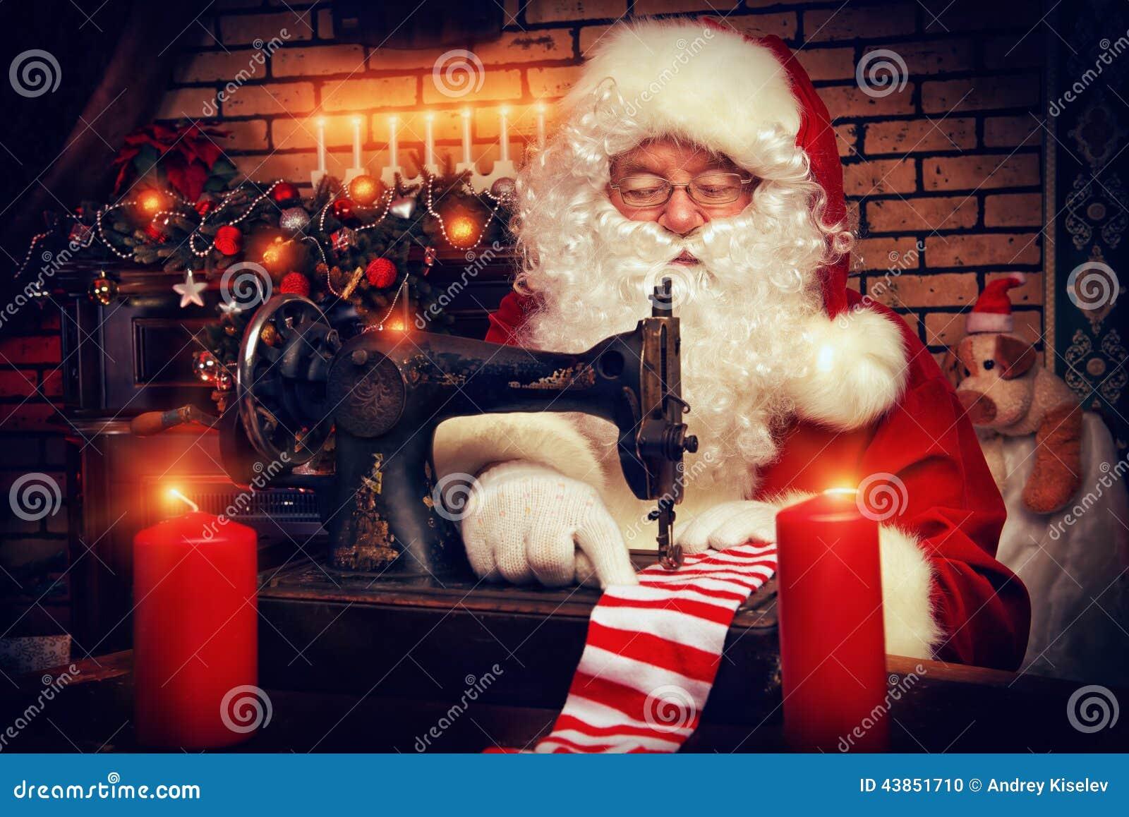 Santa magica