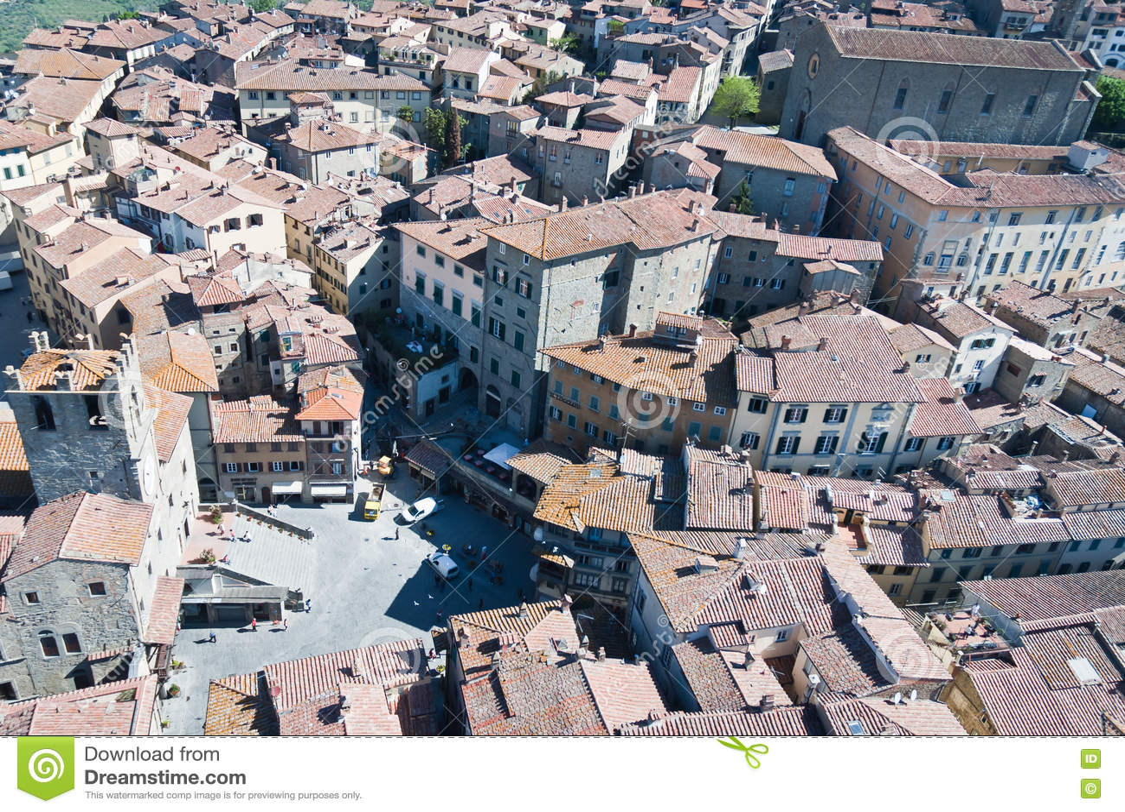 Santa Margherita en Cortona