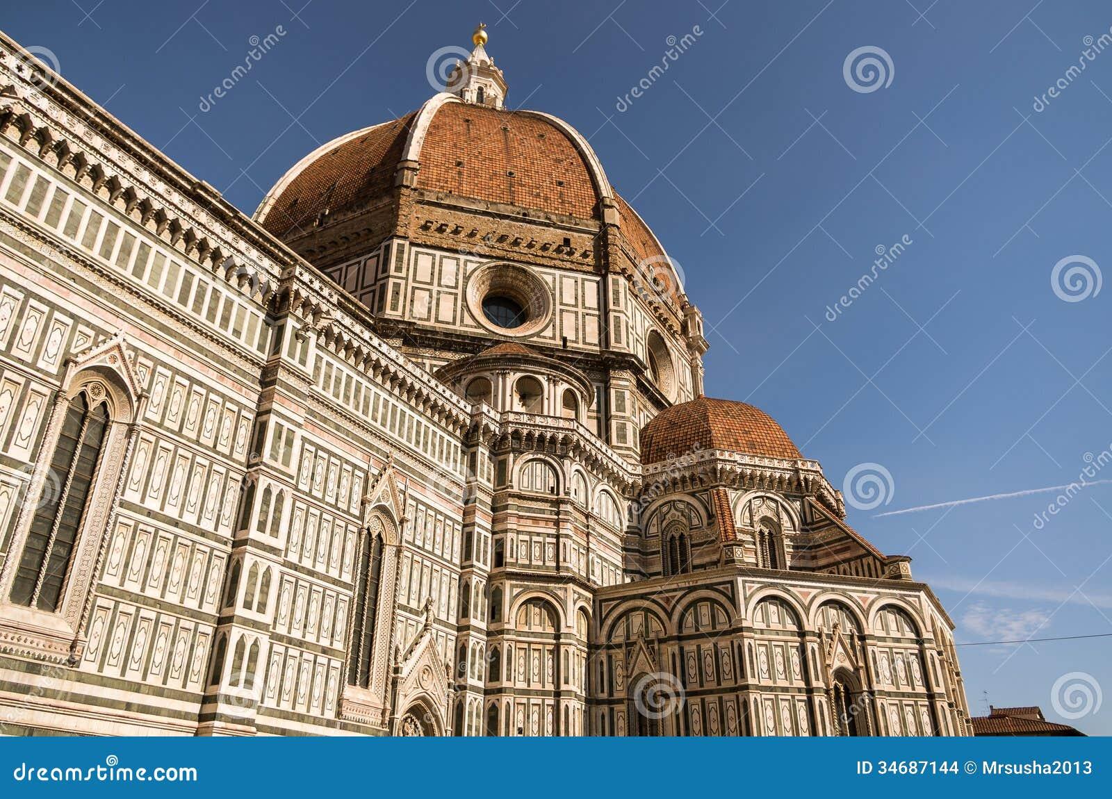 Santa maria del fiore stock images image 34687144 for Architecture quattrocento