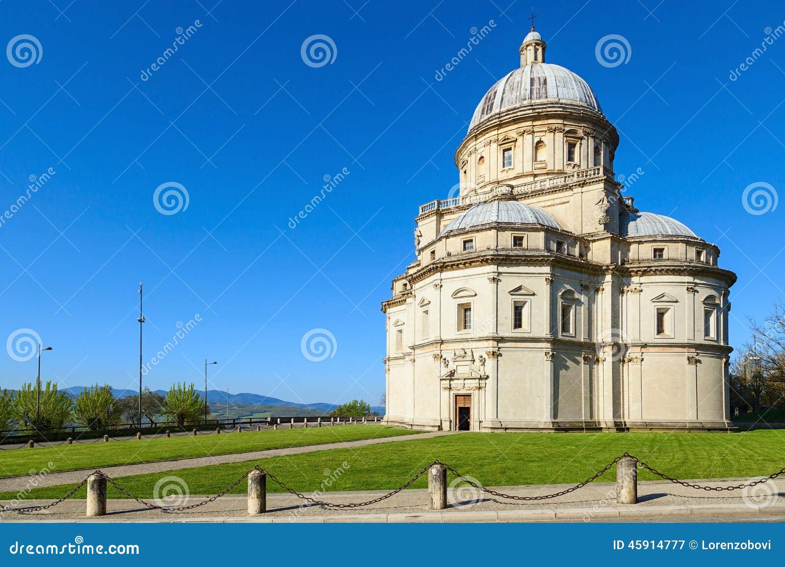 Santa Maria della consolazione świątynia