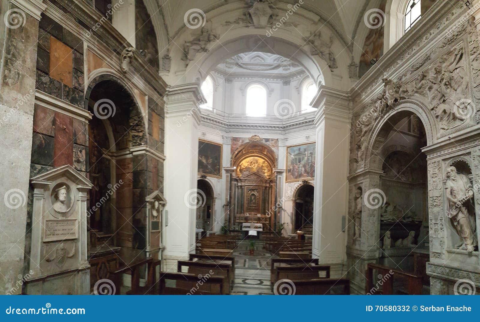 Santa Maria della Pace-kerk in Rome