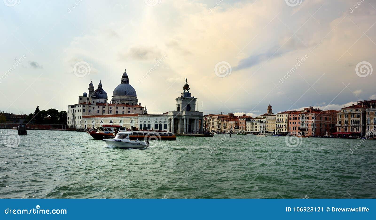 Santa Maria Della salut przy San Marco, Wenecja