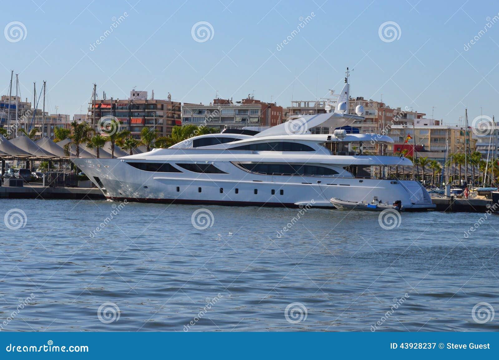 Santa pola harbour foto de archivo imagen 43928237 - Stock uno alicante ...