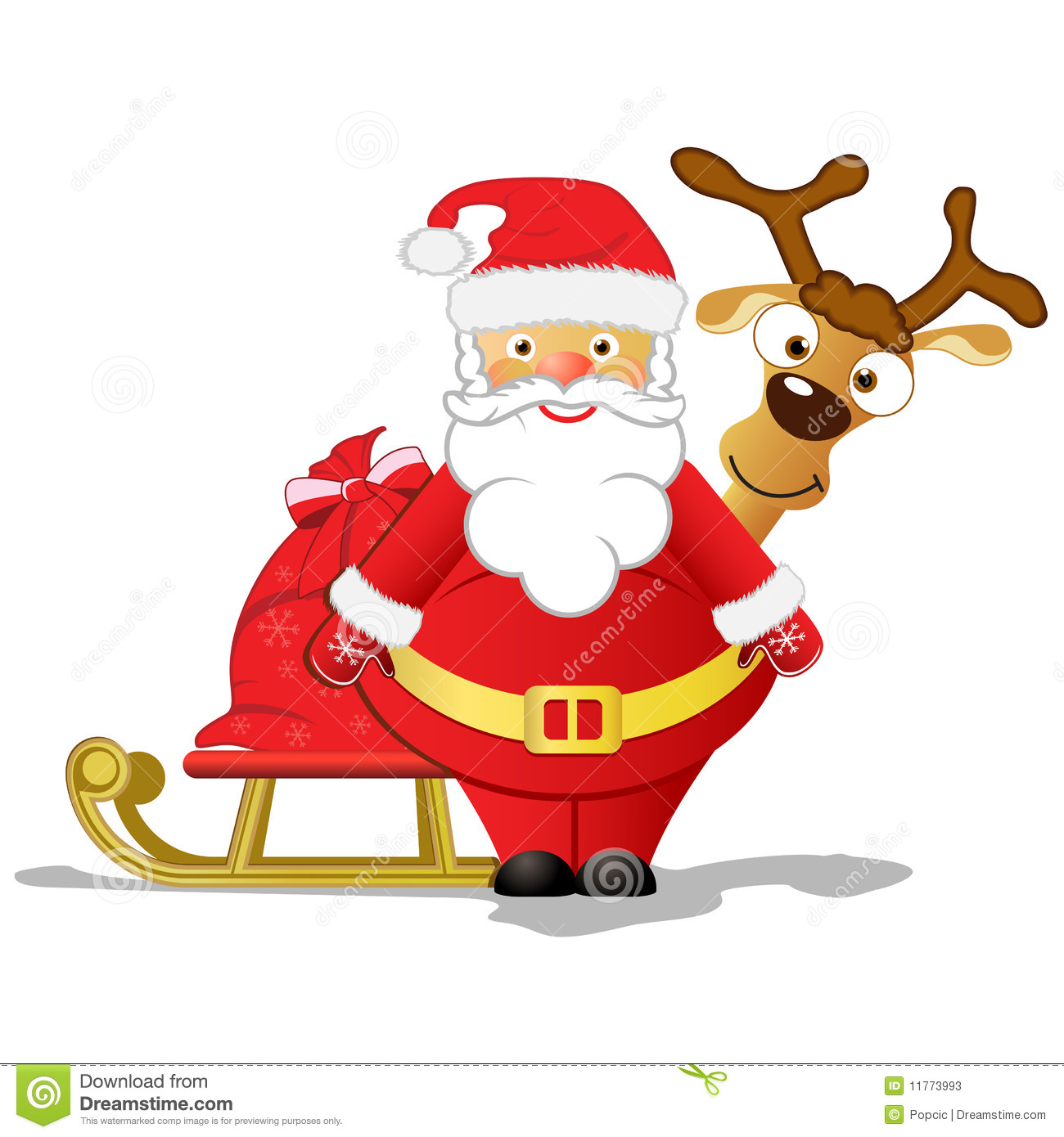 Uncategorized Santa And Rudolph santa and rudolph stock vector image of north greeting 11773993 royalty free photo download rudolph
