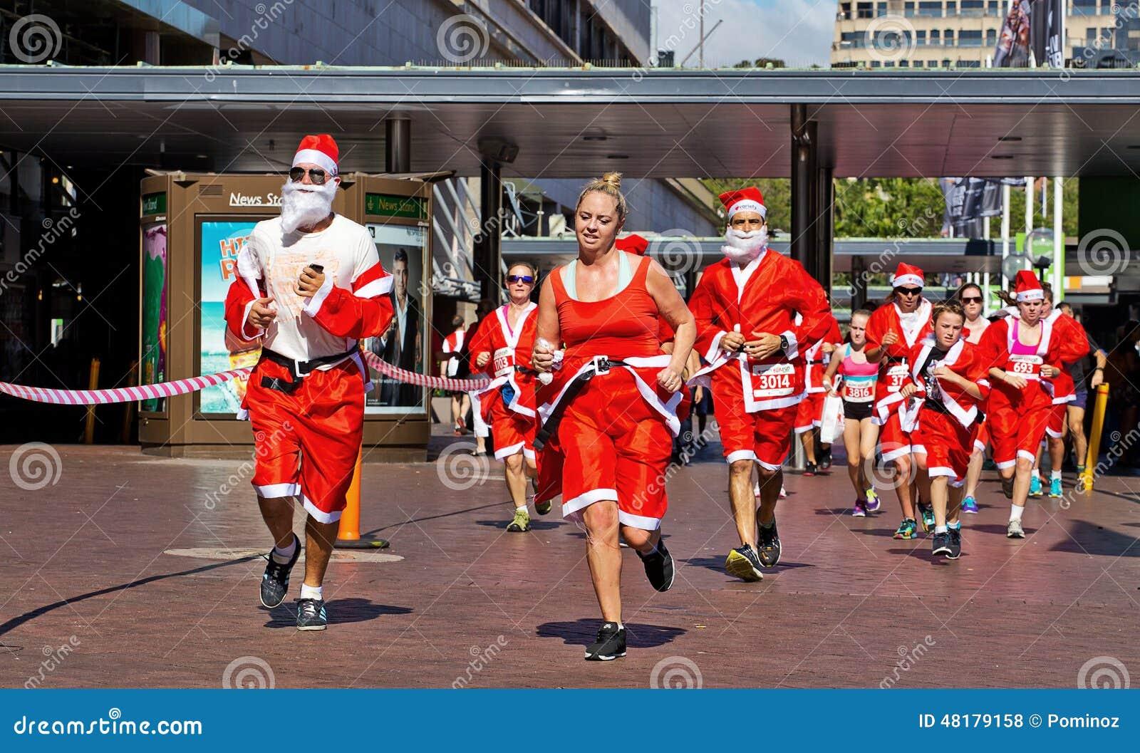 Run as date in Australia