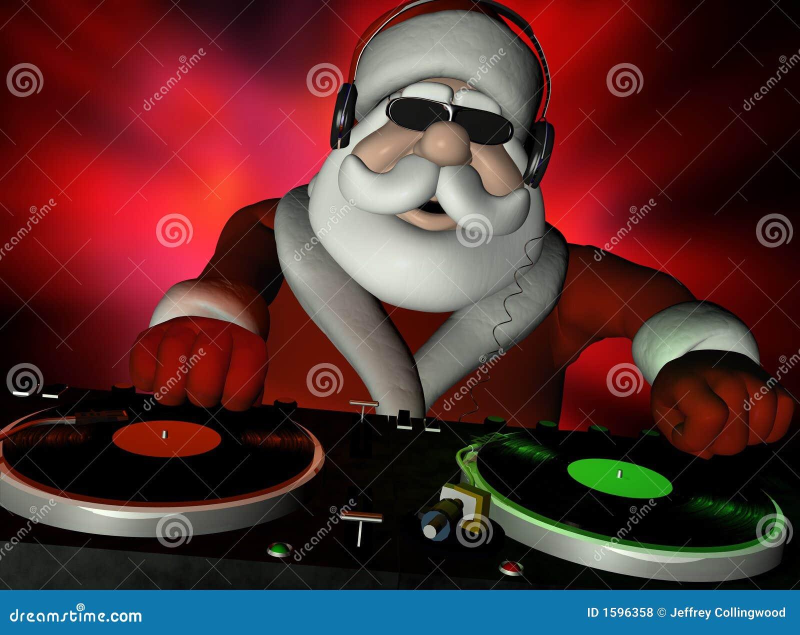 Santa s In Da House