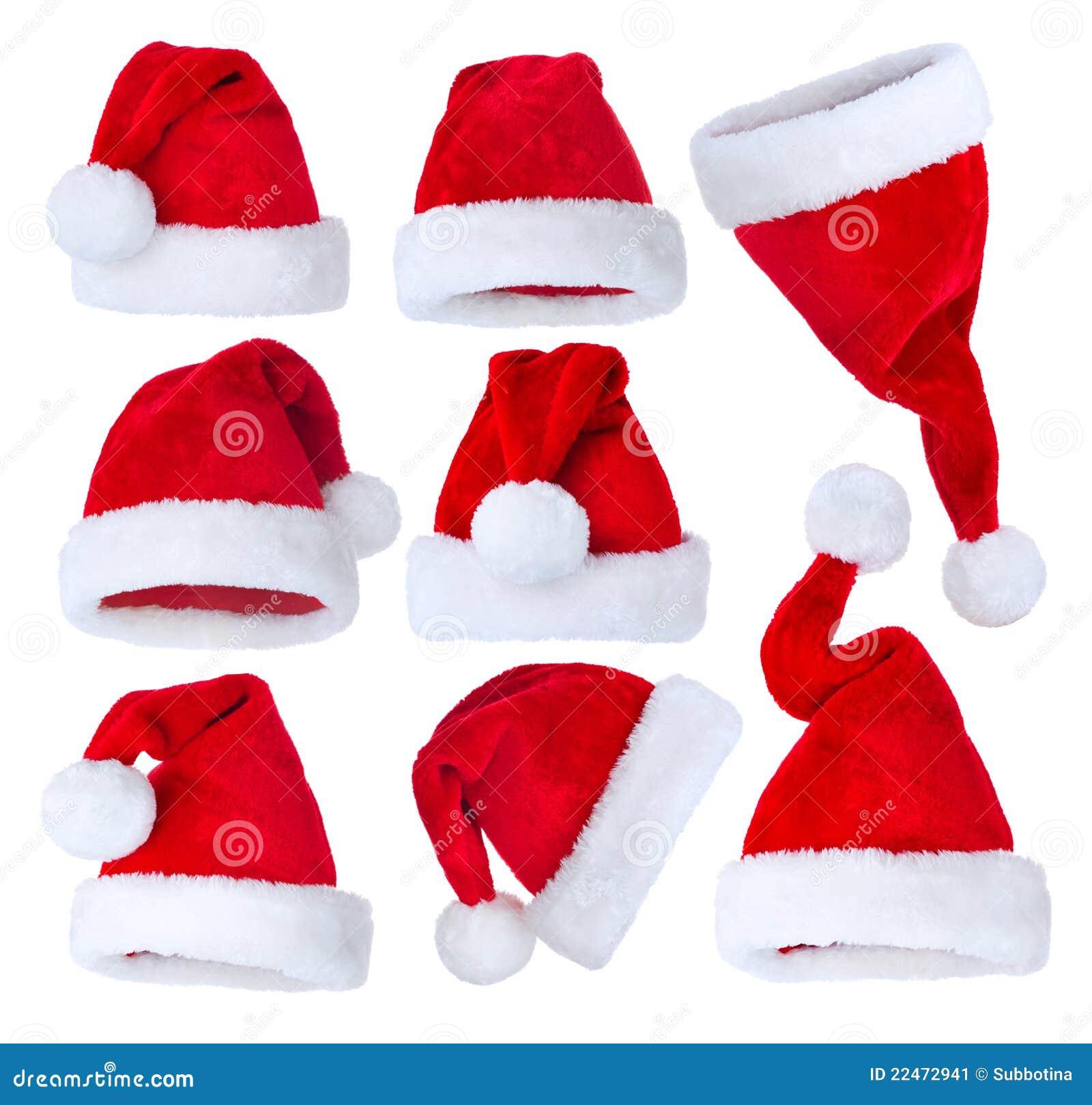 Santas Hat set