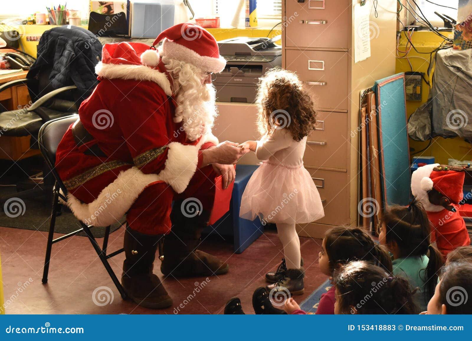 Santa`s Magical Moment