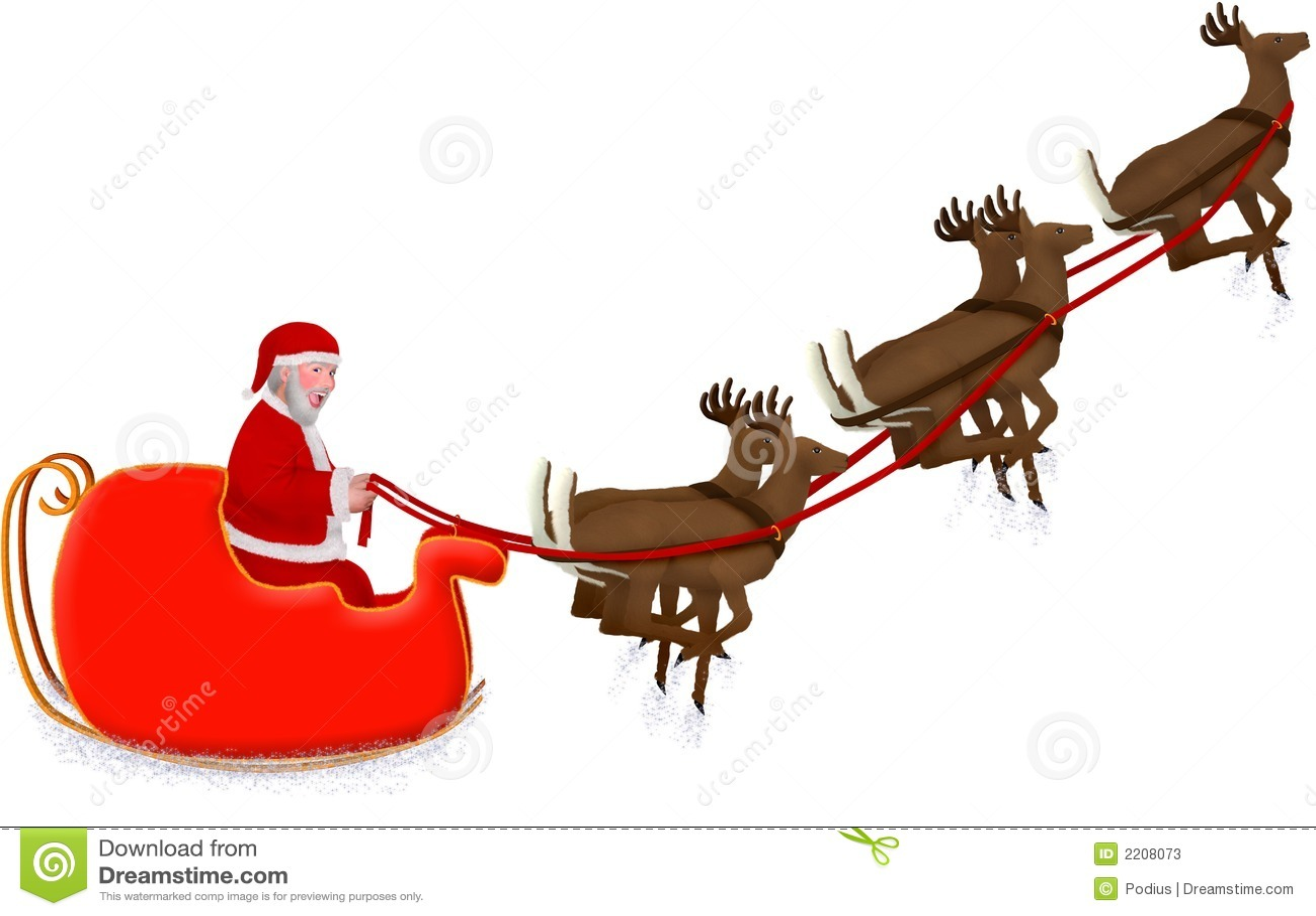 Santas Sleigh Photos | New Calendar Template Site