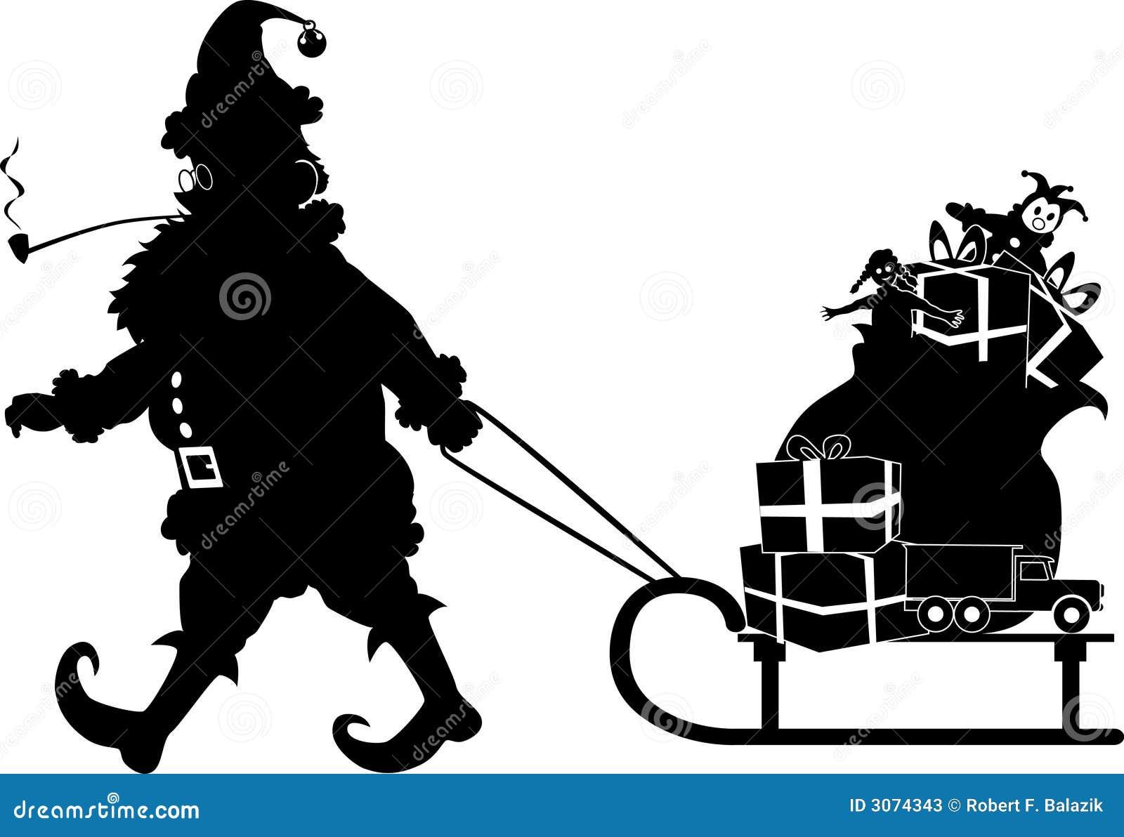 Santa_sled