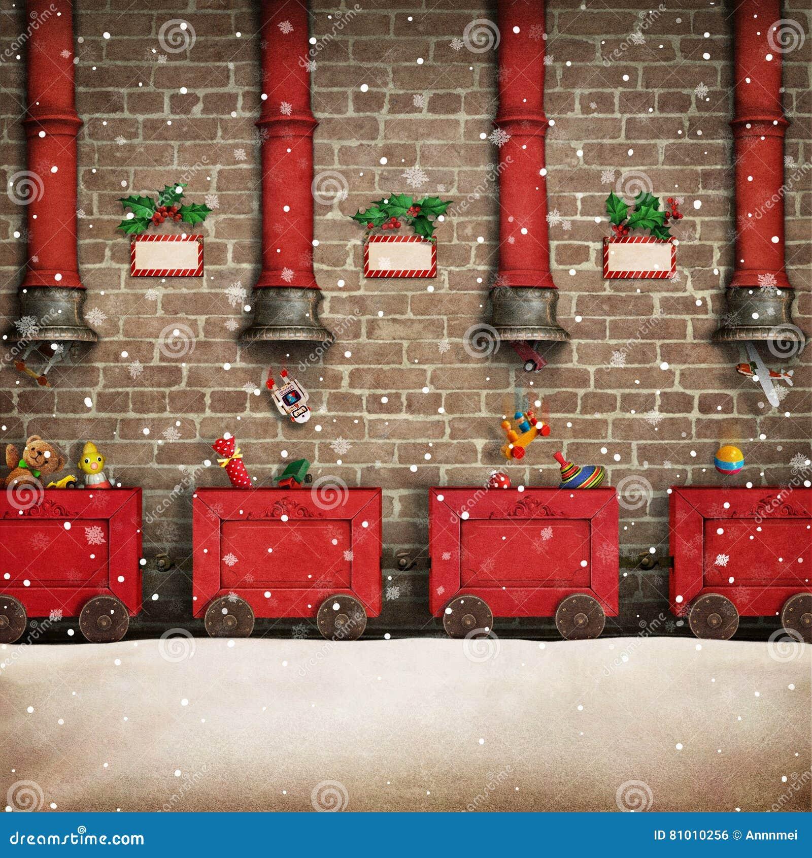 Santa workshop stock illustration illustration of design 81010256 download comp m4hsunfo