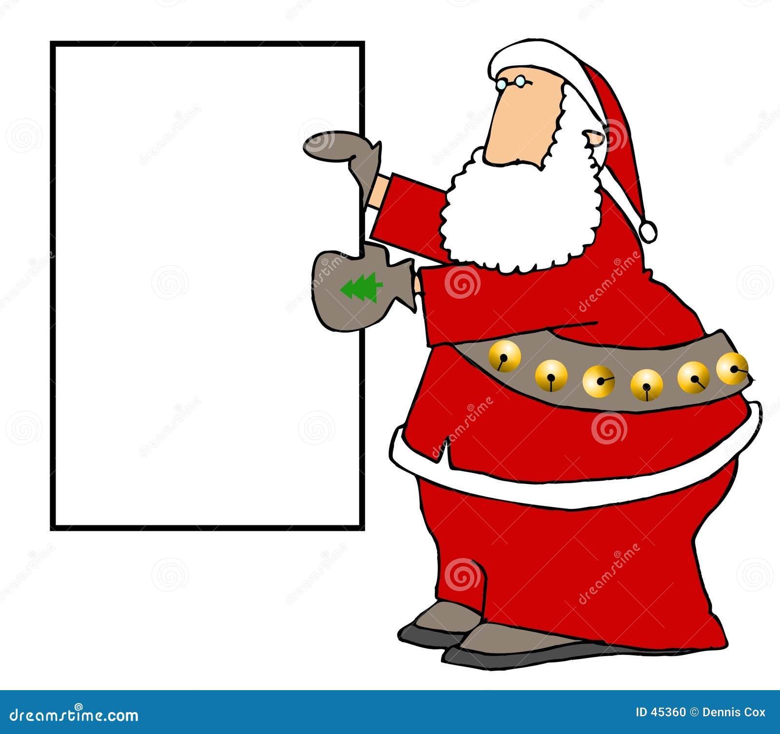 Santa znak