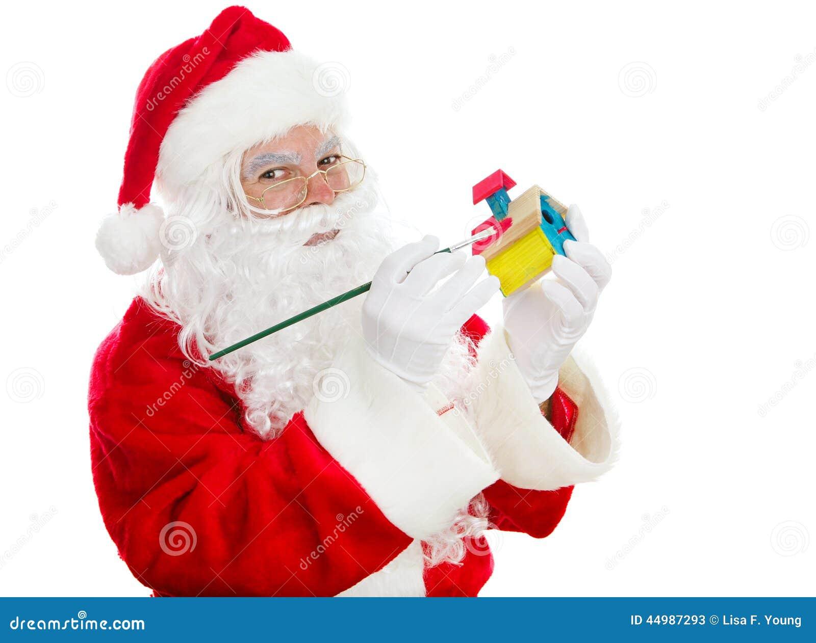 Santas Christmas Toy Shop