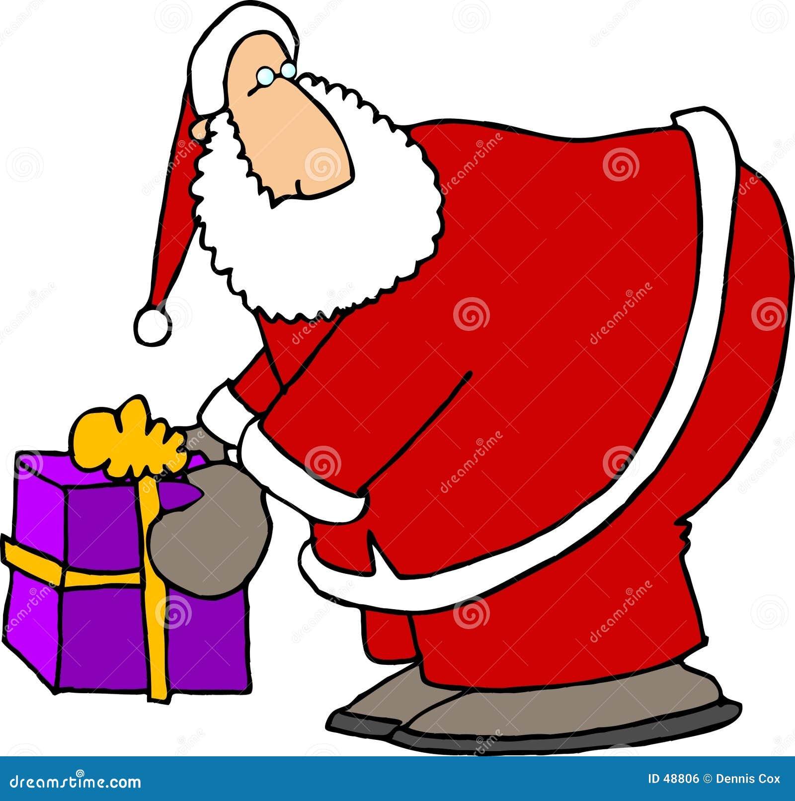 Santas package