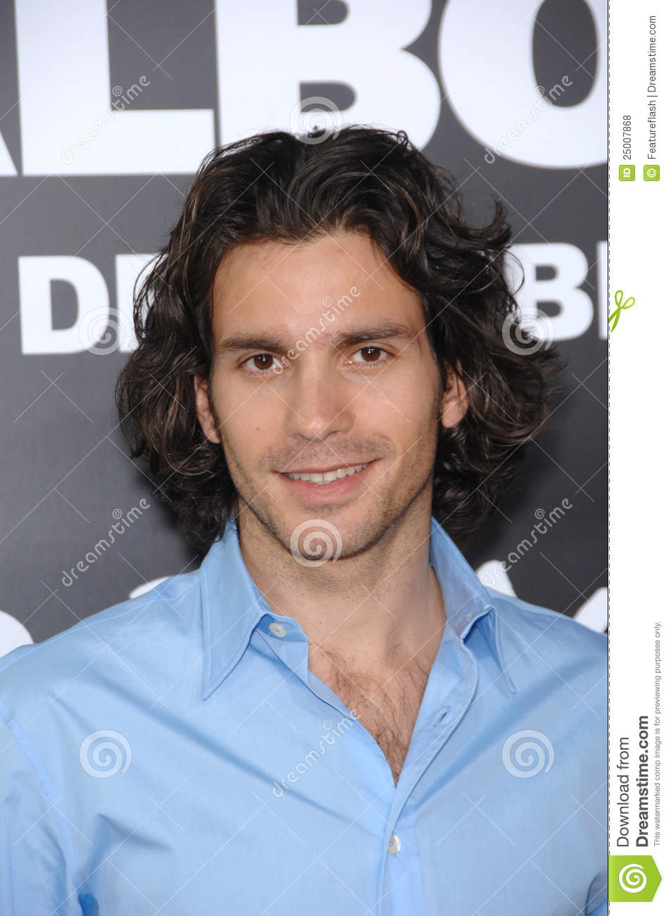 santiago cabrera interview