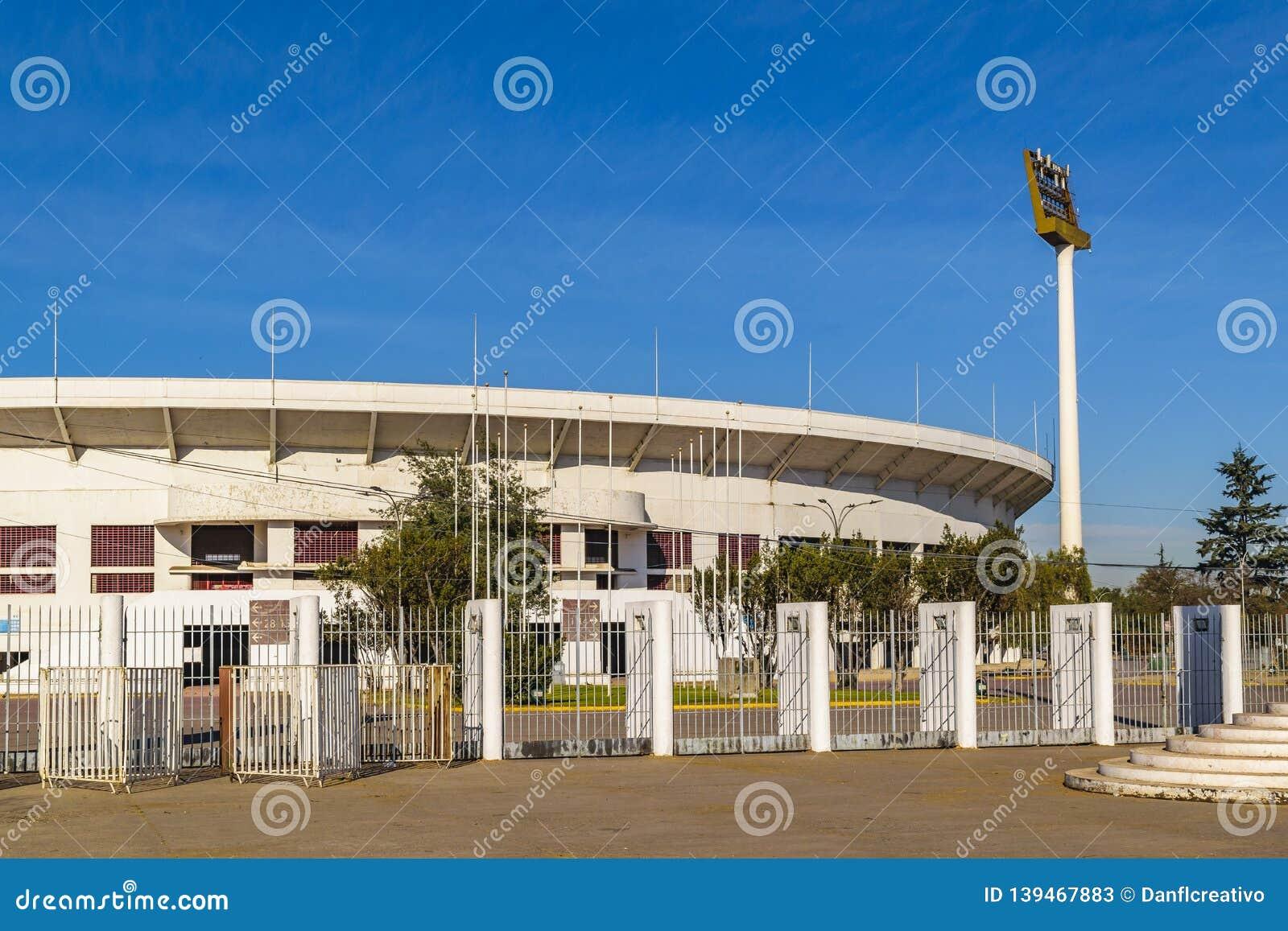 Santiago de Chile National Stadium