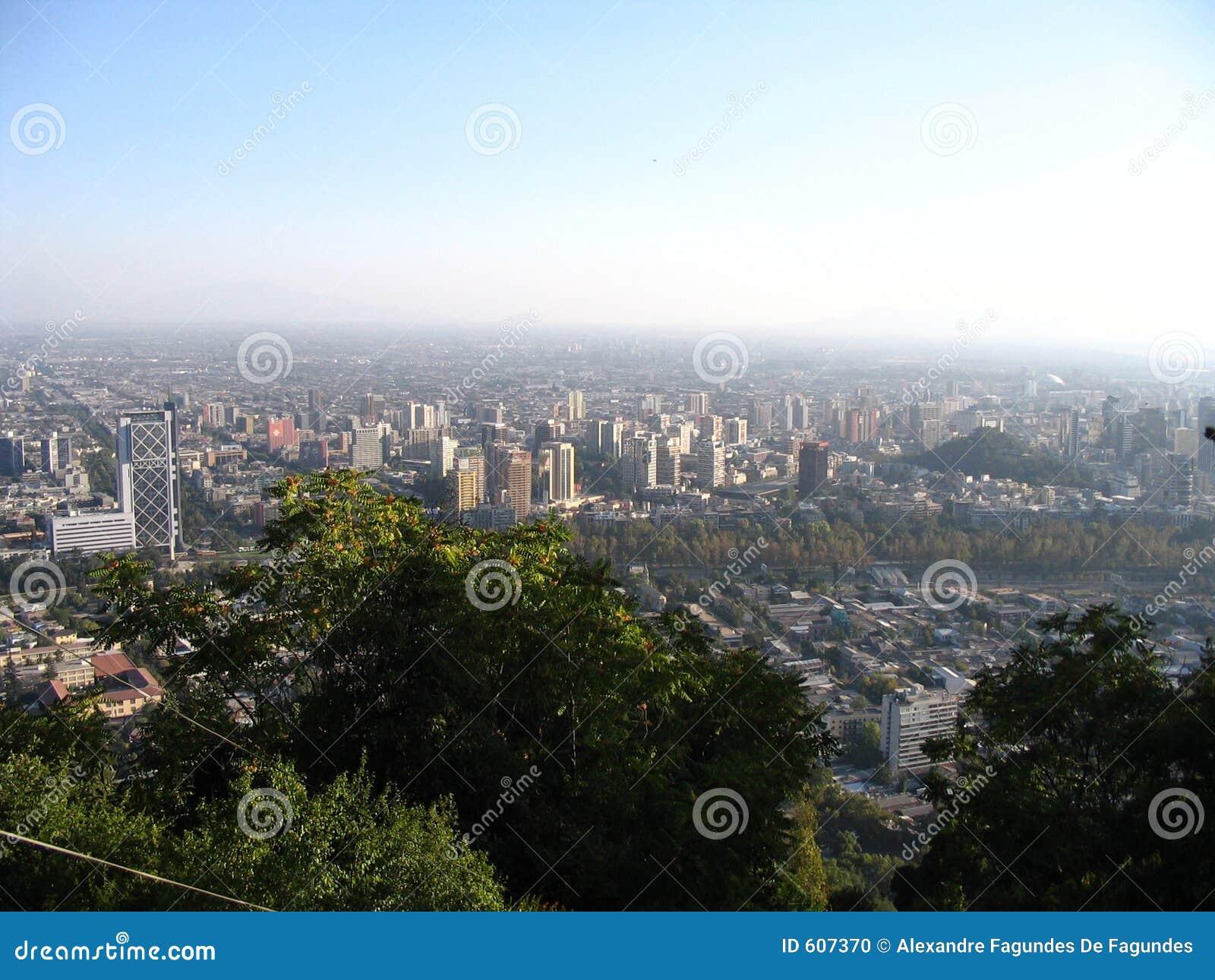 Santiago doet Chili