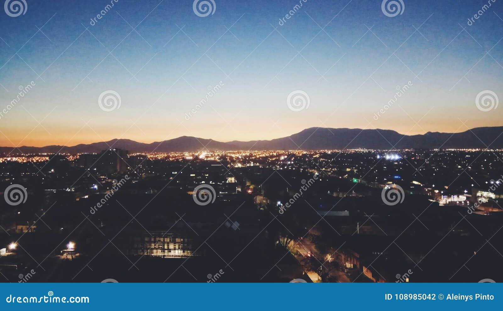 Santiago von Chile
