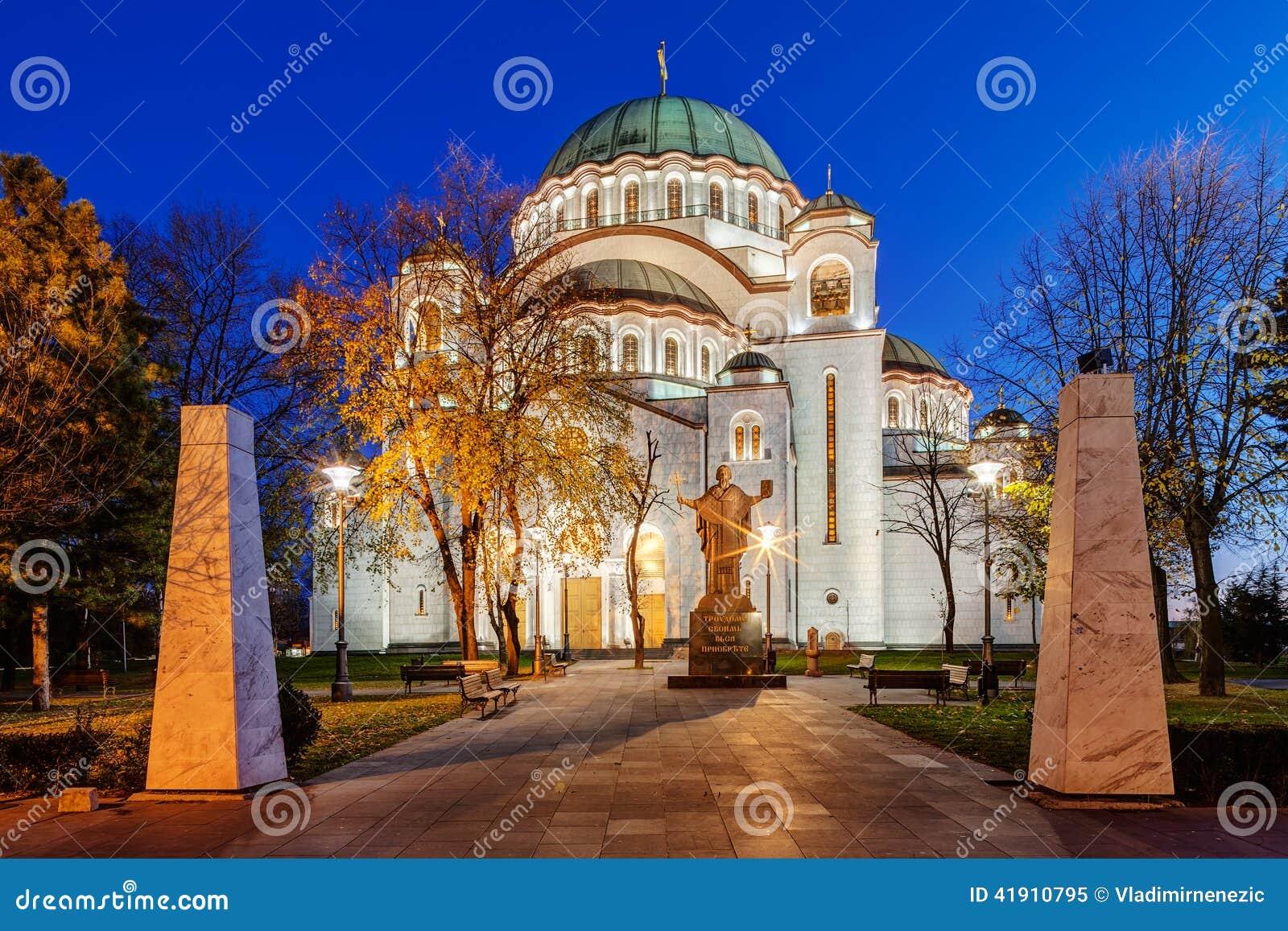 Santo Sava Temple