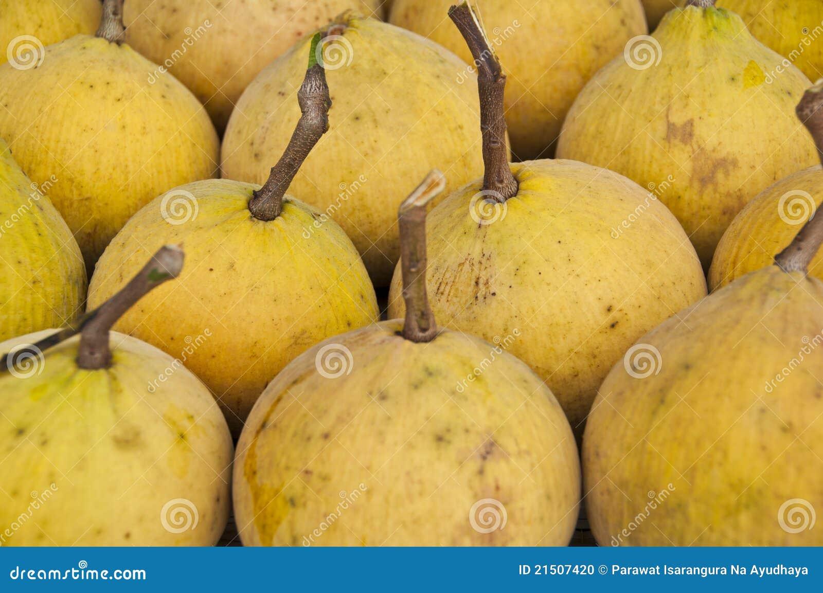 Organic mangosteen juice