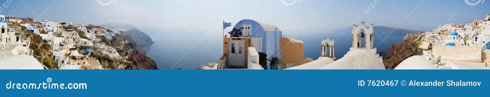Santorini视图