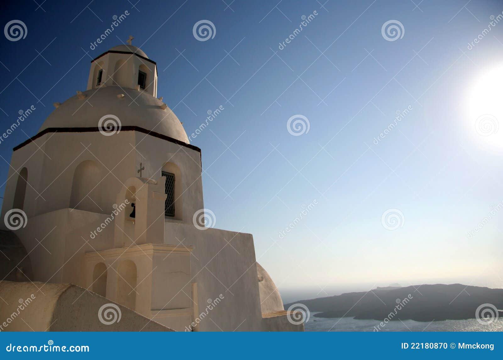 Santorini εκκλησιών