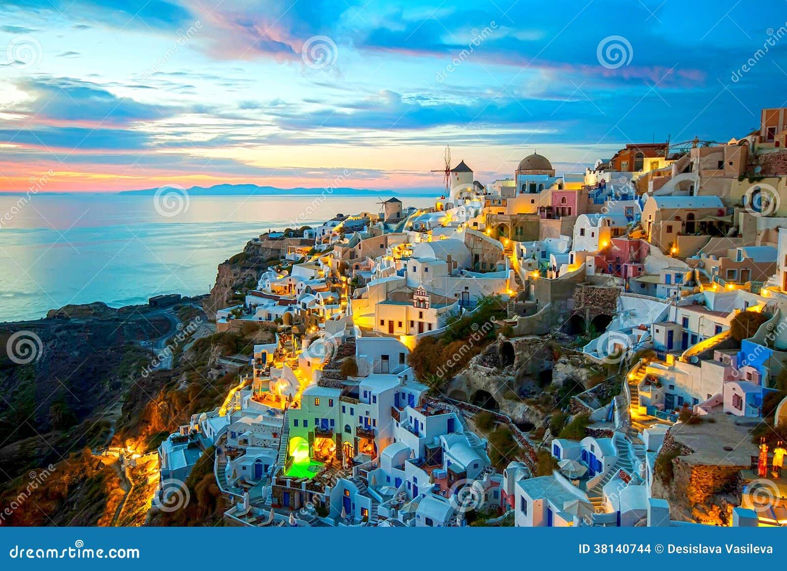 Santorini Ελλάδα