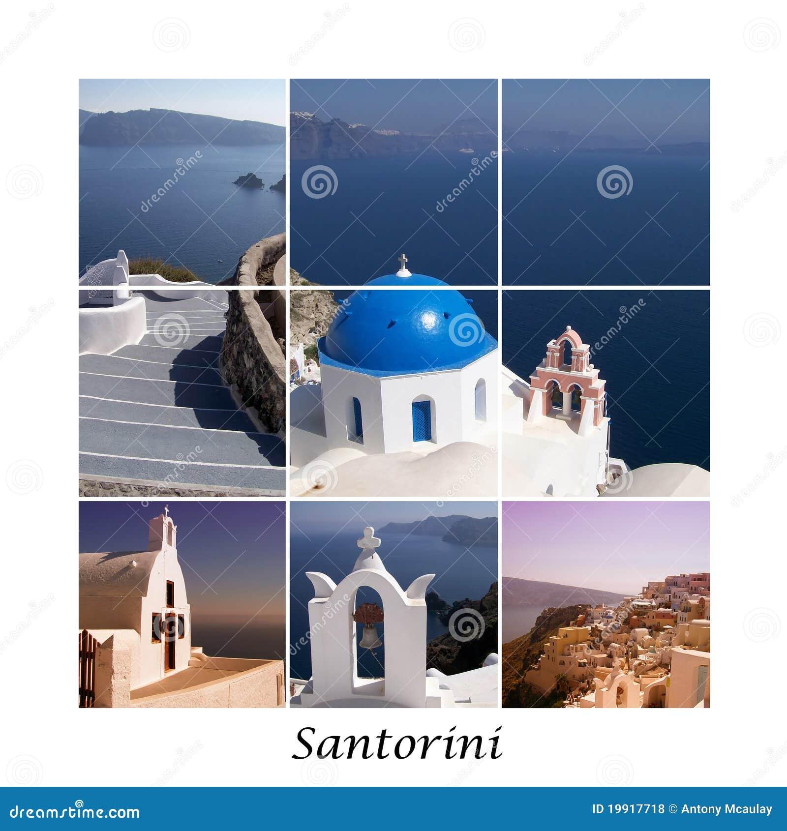 Santorini för collage 01