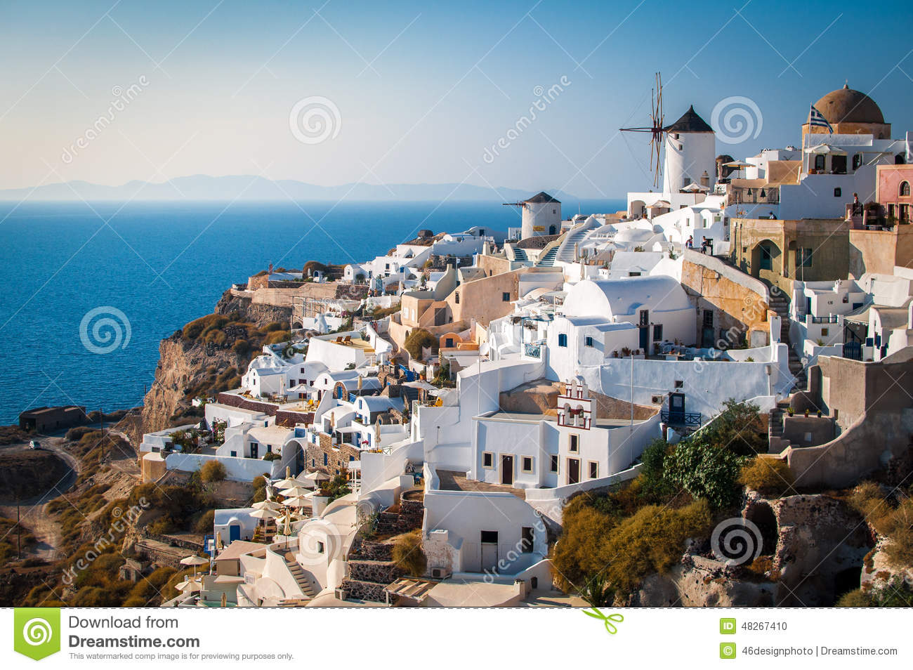 Santorini Greece, Best Holiday Destinations In The World