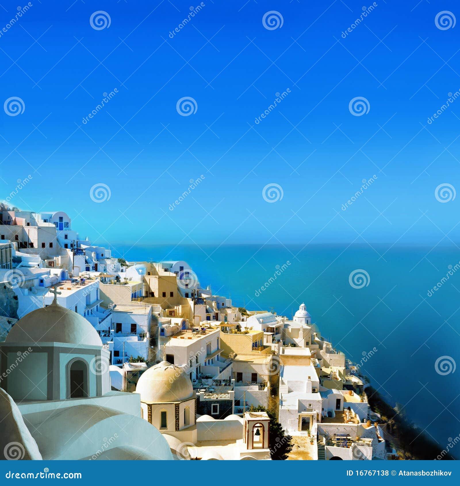 Santorini Insel, Griechenland