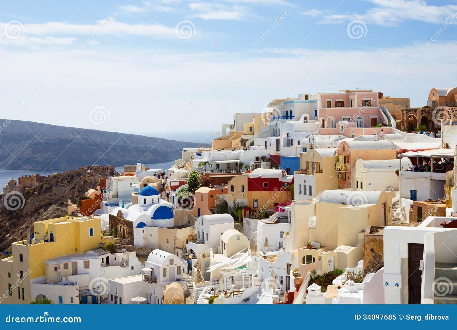 Santorini Oia
