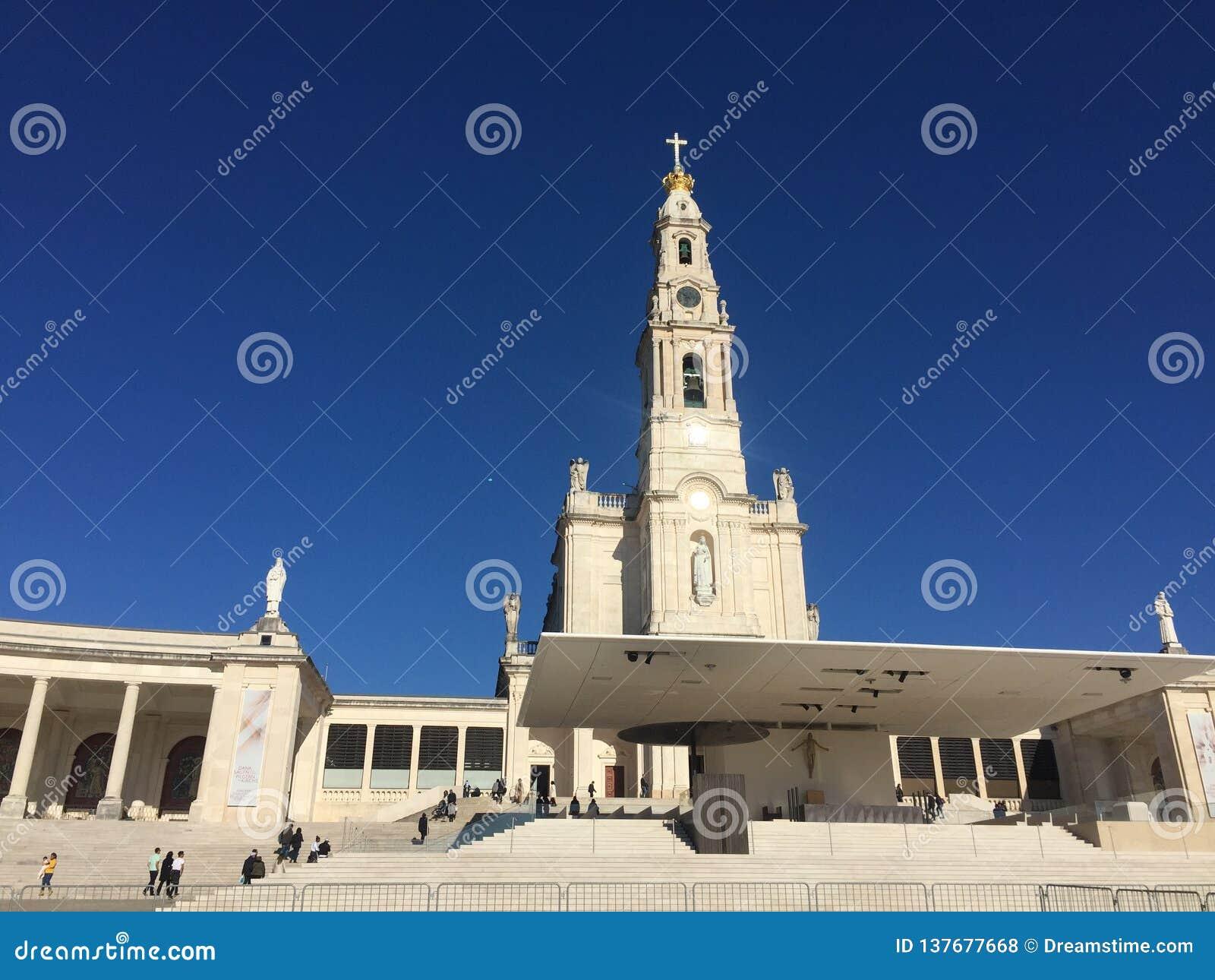 Santuário de Fatima Shrine de Fatima Portugal
