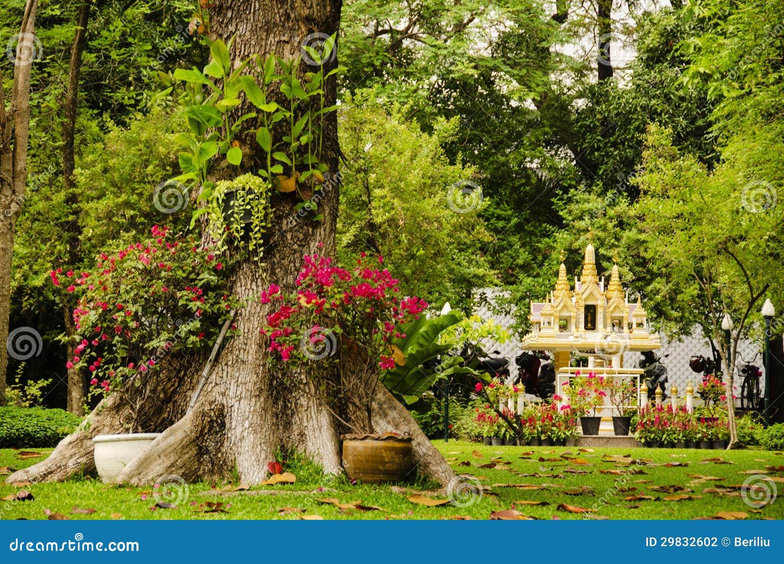 Santuário tailandês