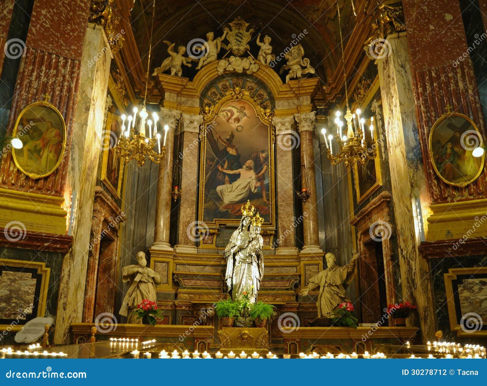 Santuario della Consolata教会在都灵