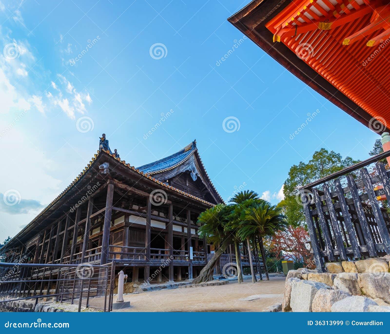 Santuario di Toyokuni a Miyajima