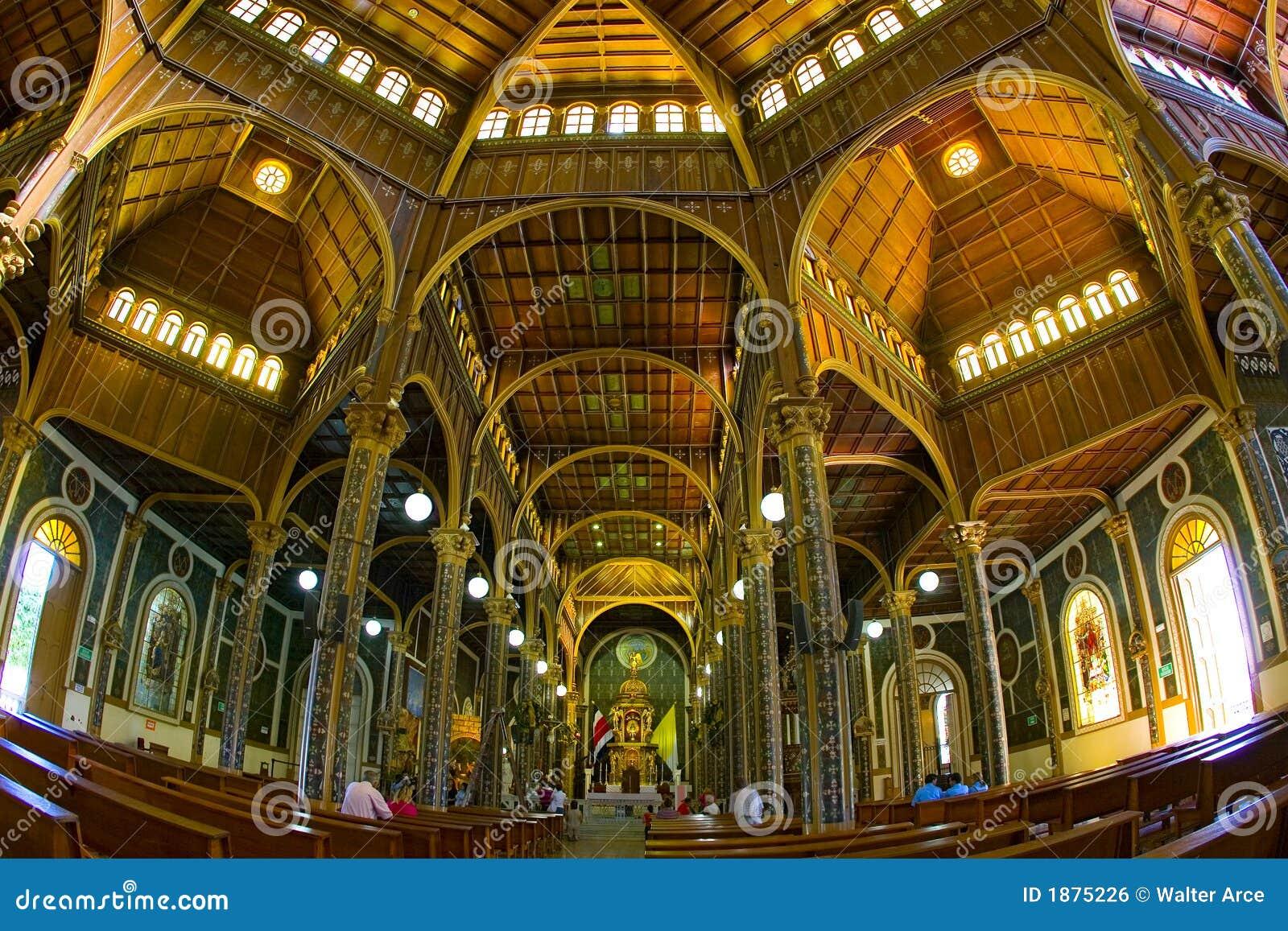 Santurio rica nacional Косты cartago
