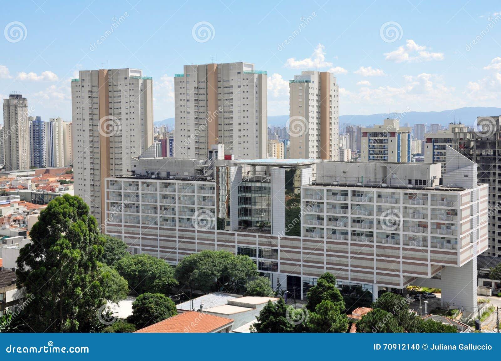 Sao Luis Hospital, Sao Paulo, Brazilië