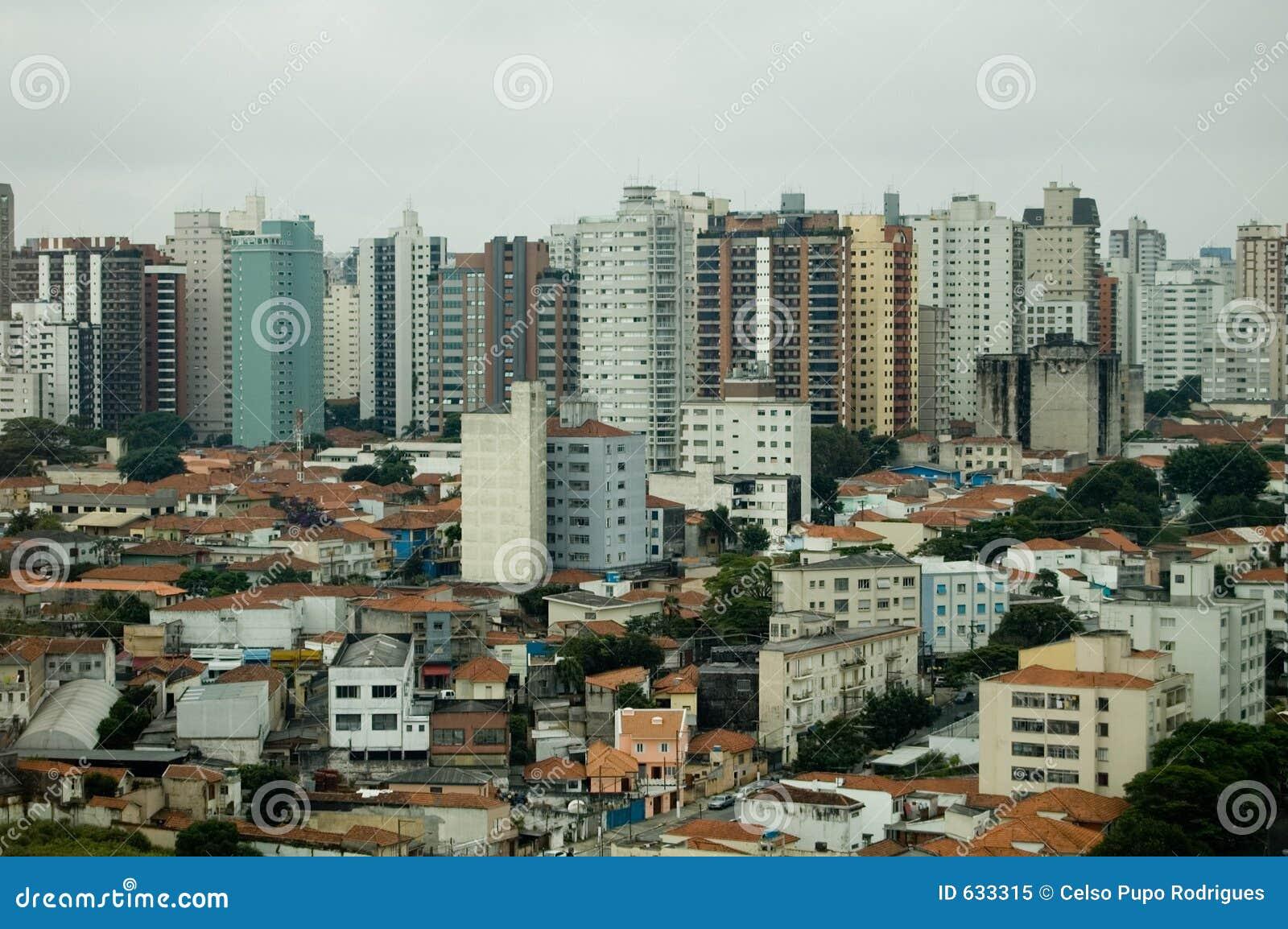 Download Sao paulo стоковое изображение. изображение насчитывающей конструкция - 633315