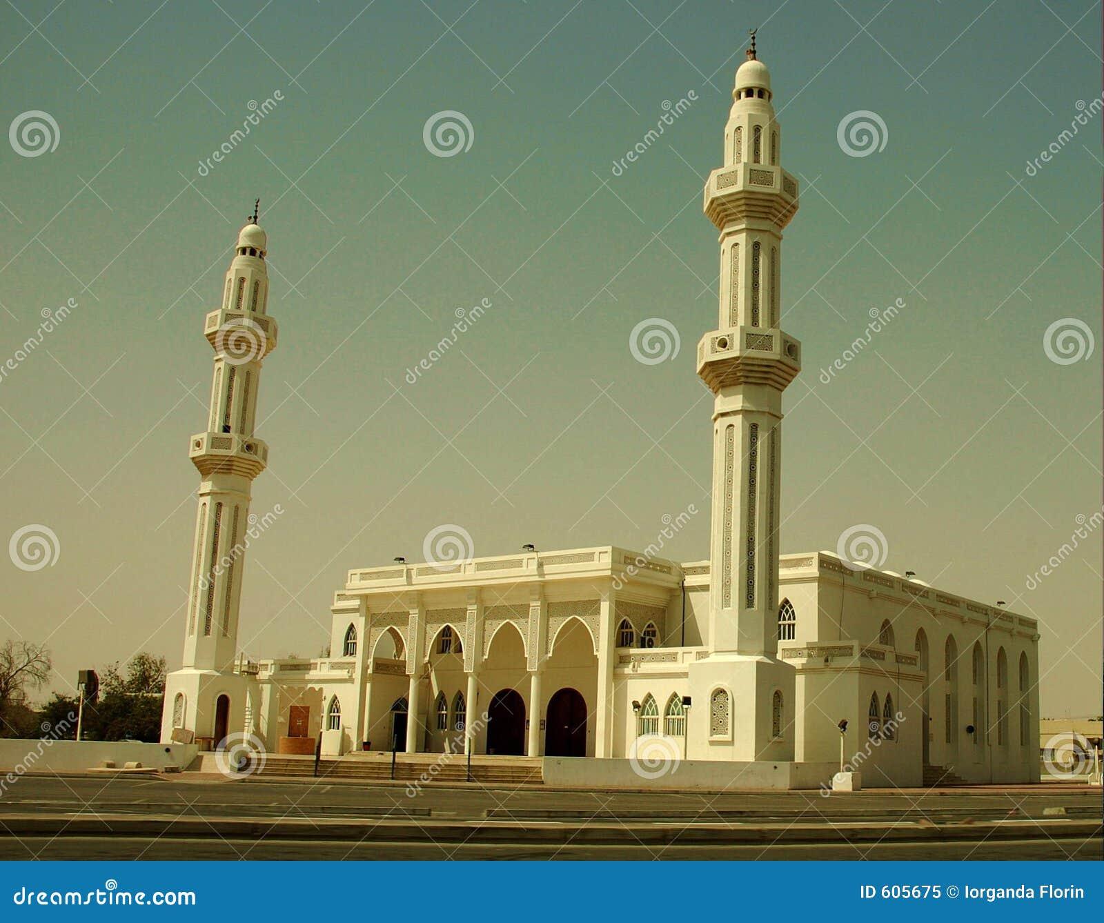 Saoedi-arabische moskee