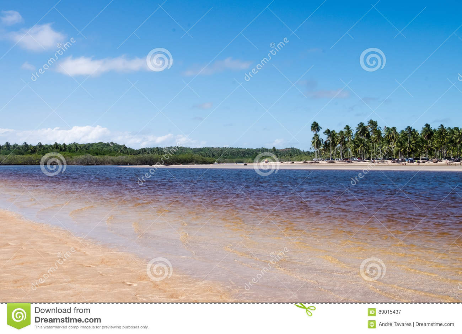 SaoMiguel DOS Milagres - Alagoas, Brasilien
